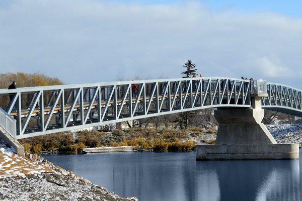 Icelandic River Bridge